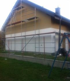 K&K BUD Usługi Remontowo Budowlane Malowanie /Tapetowanie/Zabudowy GK/Docieplanie/Ścianki Działowe - Ocieplanie poddaszy Bielsko-Biała