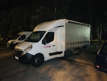 Krzysztof Ziuko Ziuko Trans - Firma transportowa Jastrzębie-Zdrój