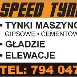 Speed Tynk - Elewacje i ocieplenia Przyłęk