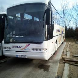 Usługi Transportowe Kubatrans - Przewóz osób Stalowa Wola