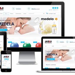 Sklep internetowy - sprzęt medyczny