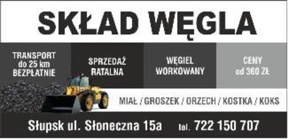 TRANSBUD KRUSZYWA Słupsk - Skład Węgla Brunatnego Słupsk