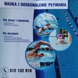 AKADEMIA NAUKI PŁYWANIA Robert Długosz - Nauka pływania Zielona Góra