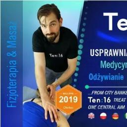 Fizjoterapia & Masaż Ten:16 - Fizjoterapeuta Oława