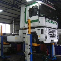 Martom Trucks - Samochody ciężarowe Pólko