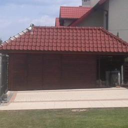 Usługi ciesielsko-budowlane - Naprawa dachów Spytkowice