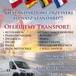 ADspeedtrans - Przeprowadzki Wola baranowska