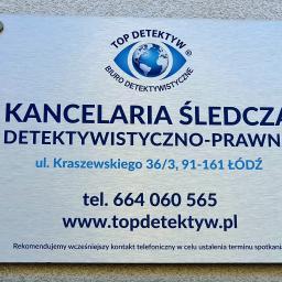 Detektyw Łódź 9