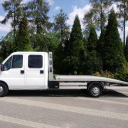 Mateusz Długosz - Transport Samochodów Paradyż