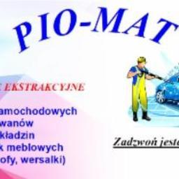 Pio-Mat - Mycie Elewacji Budynków Mikołów