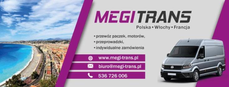 MegiTrans Małgorzata Pastucha - Przeprowadzki Stalowa Wola