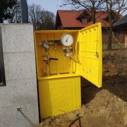 Instalacje sanitarne Ramiszów 5
