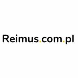 Reimus.com.pl - strony internetowe i usługi IT - Projektowanie logo Bydgoszcz