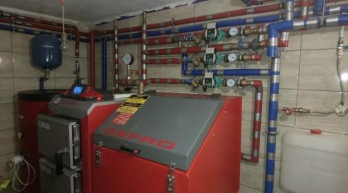 Hydro-Dar - Instalacje gazowe Kamienica królewska