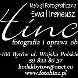 Usługi Fotograficzne Ewa Hinc - Wywoływanie zdjęć Bytów