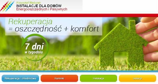 KON-TECH - Kominki Szczecin