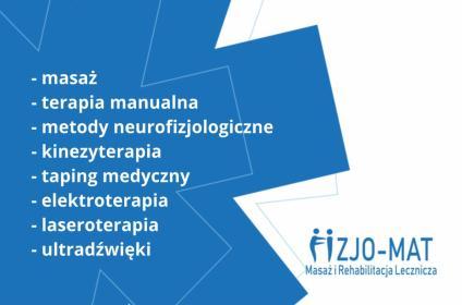 Fizjo-Mat Masaż i Rehabilitacja Mateusz Hałgas - Fizjoterapeuta Gorlice