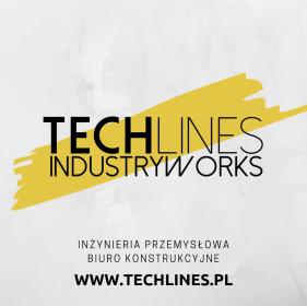 Techlines Aleksander Lewandowski - Projektowanie konstrukcji stalowych Chełmża