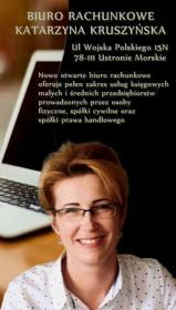 Biuro Rachunkowe Katarzyna Kruszyńska - Usługi podatkowe Ustronie Morskie