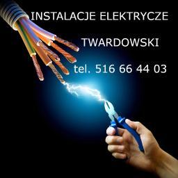 Instalacje elektryczne Damian Twardowski - Elektryk Dębno