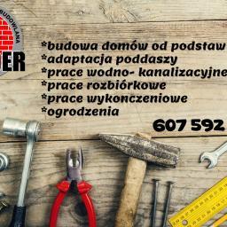 BUILDER - Płyta karton gips Jasło