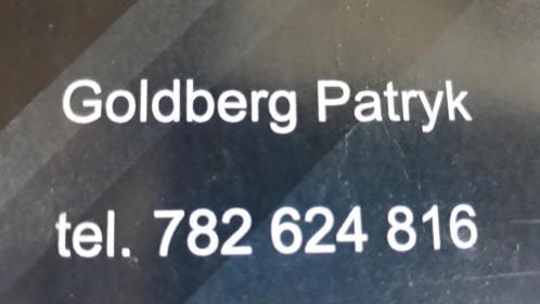 PATRYK GOLDBERG - Narzędzia Gołańcz