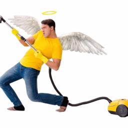 Angel Shine - Pranie i prasowanie Żory