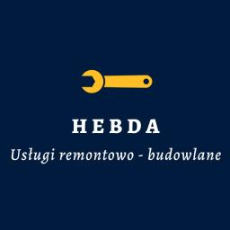 Hebda Usługi Remontowo- Budowlane Beata Hebda - Glazurnik Radom