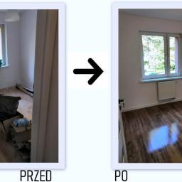 Serwis Sprzątający Shining House Będziesz Zadowolony! - Mycie okien w firmie Katowice