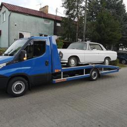 Transport samochodów z zagranicy Zielona Góra 2