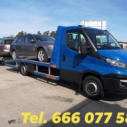 Transport samochodów z zagranicy Zielona Góra 1