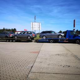 Transport samochodów z zagranicy Zielona Góra 5
