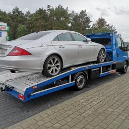 Transport samochodów z zagranicy Zielona Góra 3