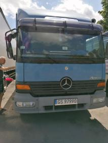 Transportowe Usługi Cezariusz Motacki - Firma transportowa Słupsk