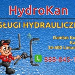 HydroKan - Hydraulik Limanowa