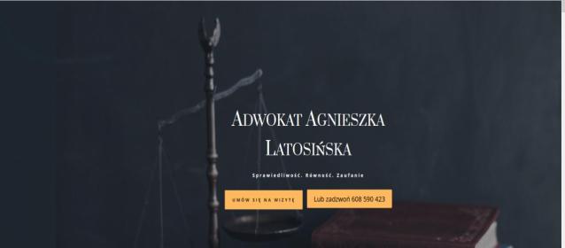 Kancelaria Adwokacka Agnieszka Latosińska - Adwokat Kielce