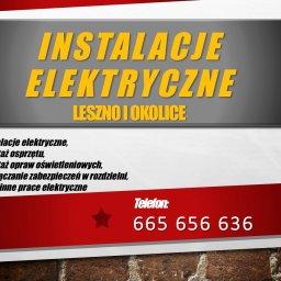 Usługi Elektryczne Ireneusz Górecki - Instalacje Leszno