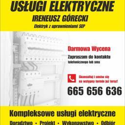 Usługi Elektryczne Ireneusz Górecki - Usługi Leszno