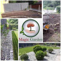 Magic Garden - Utrzymanie Ogrodów Chociwel