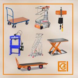 Europejskie Centrum Innowacyjne - Maszyny budowlane Kluczbork