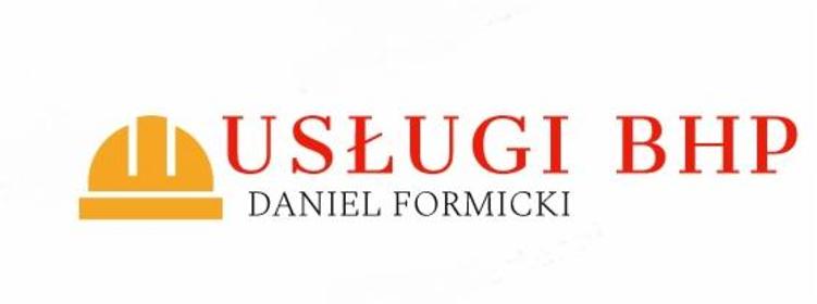 Usługi BHP Daniel Formicki - BHP, ppoż, bezpieczeństwo Częstochowa