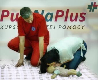 Puls Na Plus - kursy pierwszej pomocy przedmedycznej - Szkolenia Szczecin