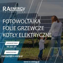 Ra Energy Sp. z o.o. - Fotowoltaika Głogów