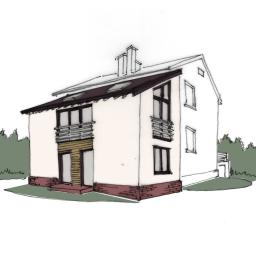 rozbudowa domu pod Krakowem