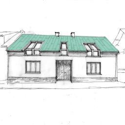 przebudowa domu pod Krakowem