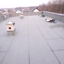 Sienieleje - Odśnieżanie dachów Otwock