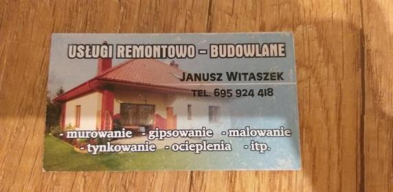 Uslugi remontowo budowlane - Remonty mieszkań Koło