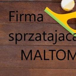 MALTOM - Odśnieżanie Środa Wielkopolska
