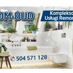 TOM-BUD - Firma remontowa Suwałki