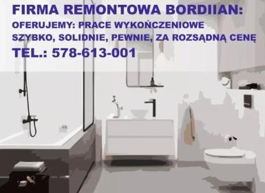 Bordiian Sp. k. - Wykonanie Elewacji Katowice